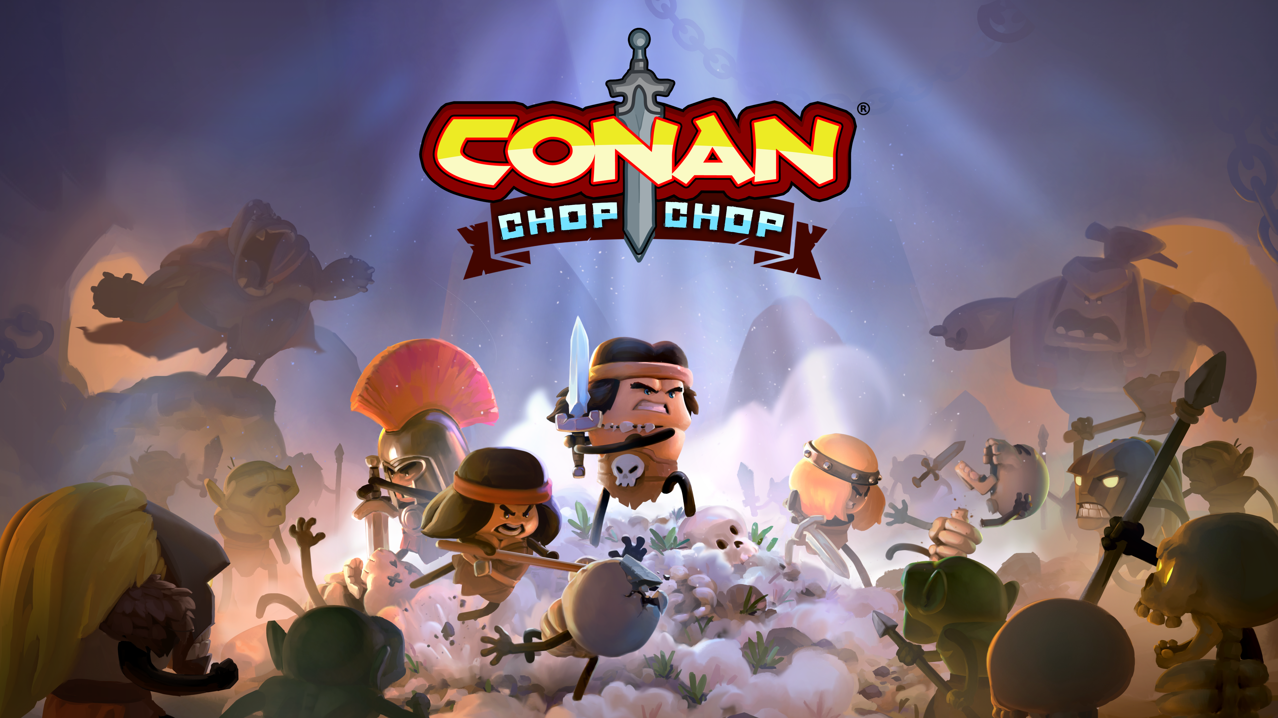 Photo of Conan Chop Chop