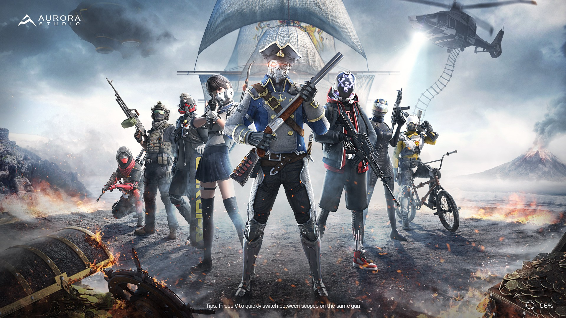 Photo of Ring of Elysium – Chapter 02