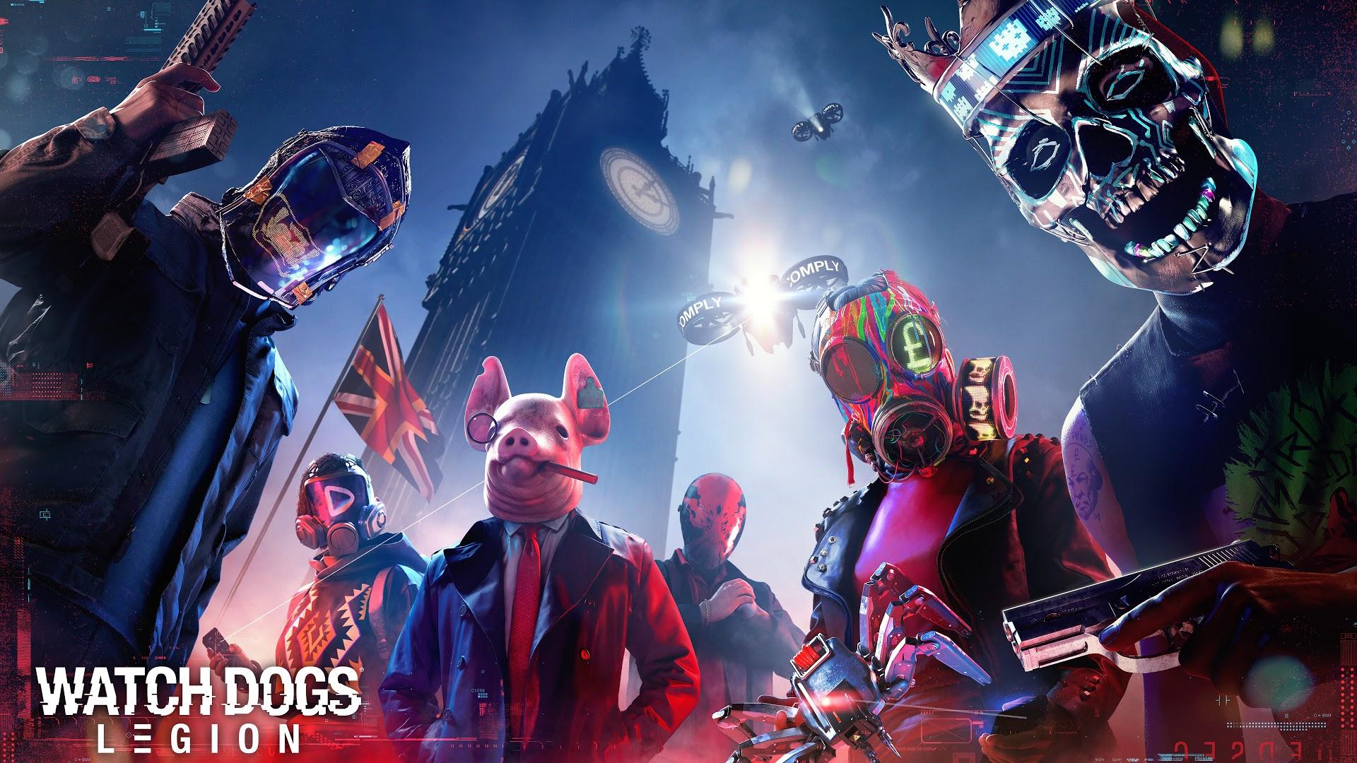 Photo of E3 2019 – Watch Dogs Legion míří do Londýna