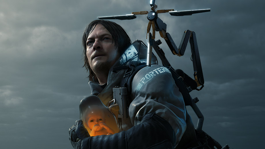 Photo of Playstation odhaľuje Death Stranding