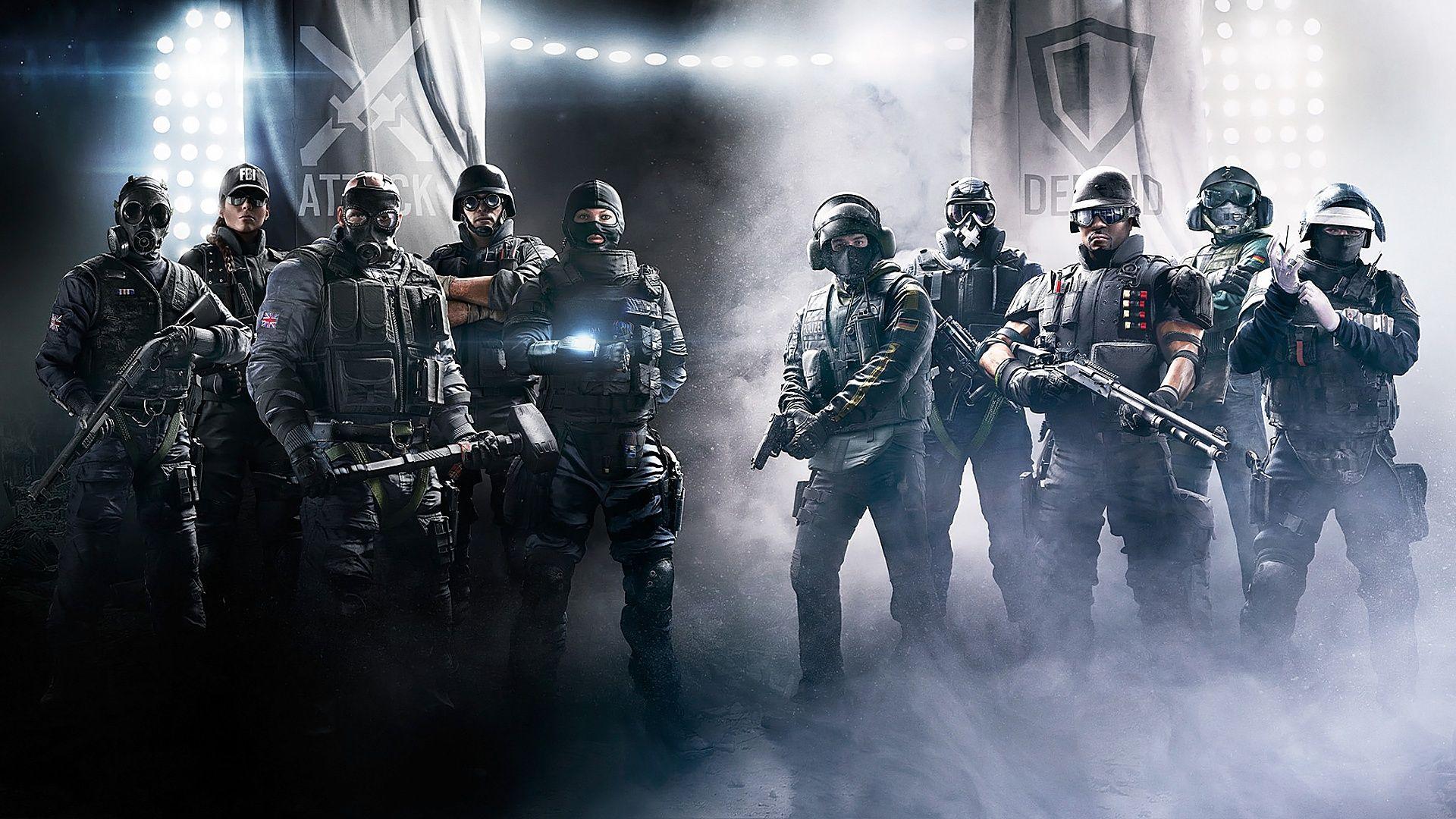 Photo of Rainbow Six Siege na týden zdarma