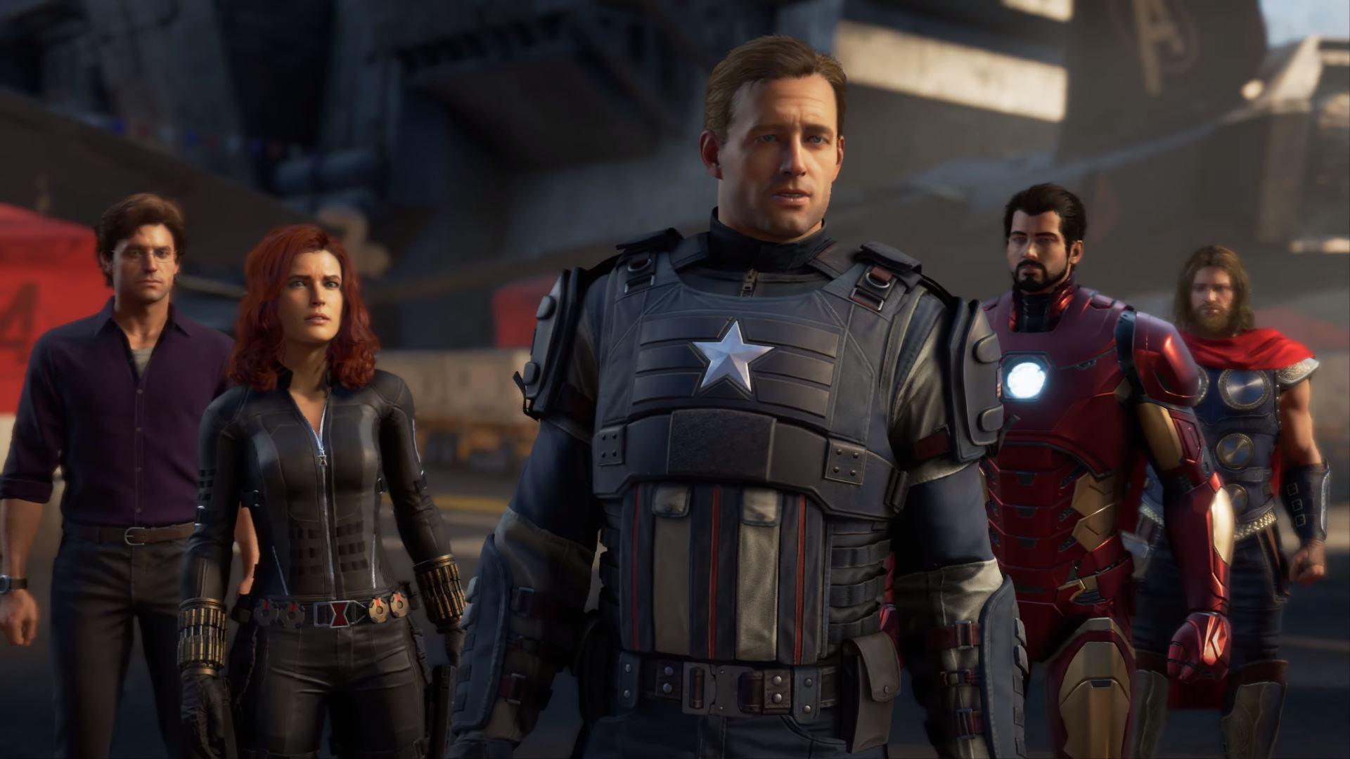 Photo of Marvel's Avengers a další gameplay!