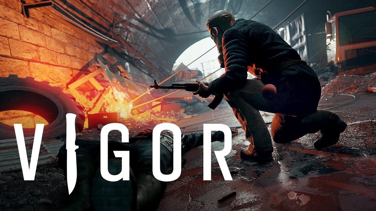 Photo of Vigor release trailer na Gamescomu