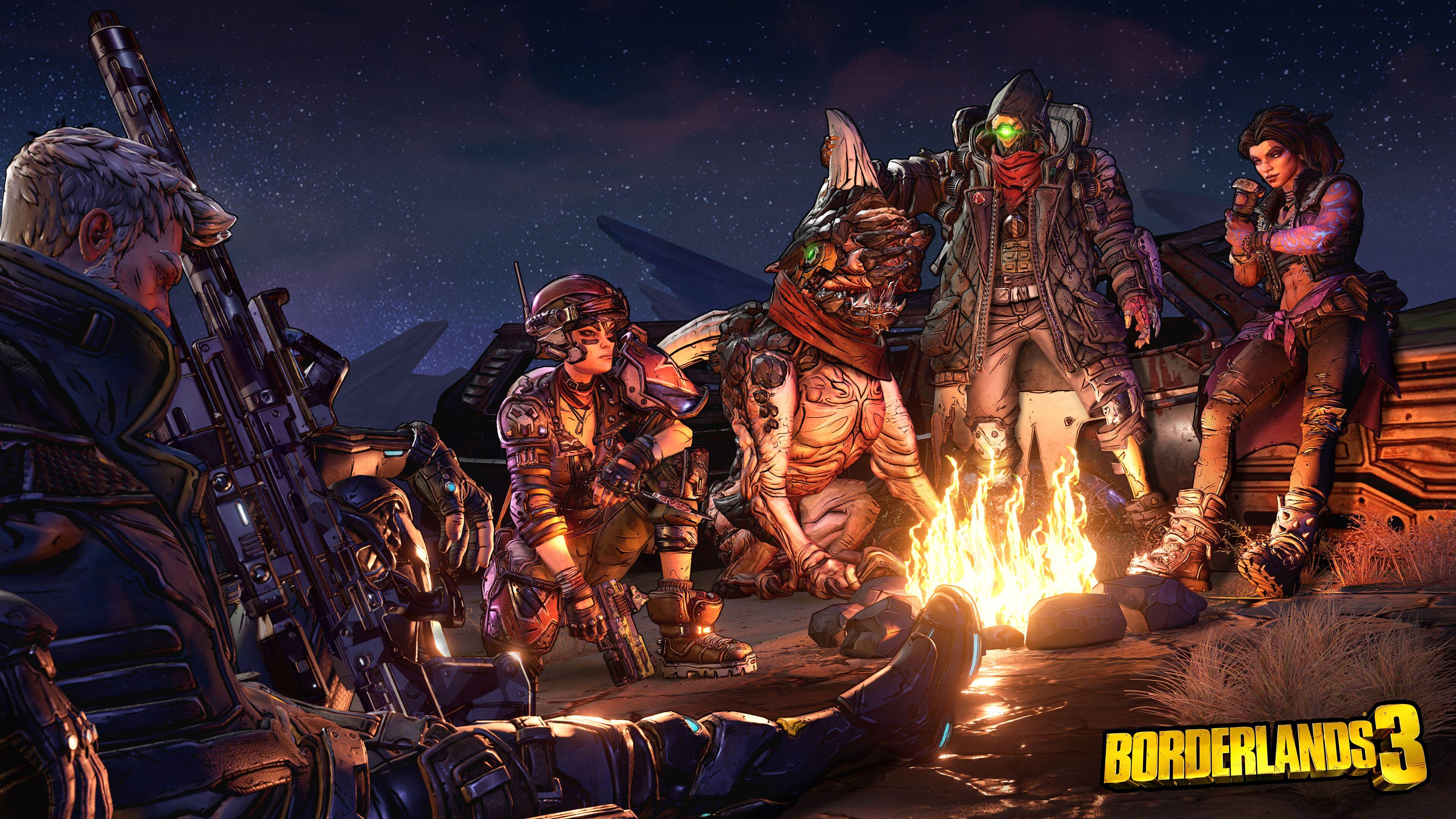Photo of Borderlands 3 launch trailer