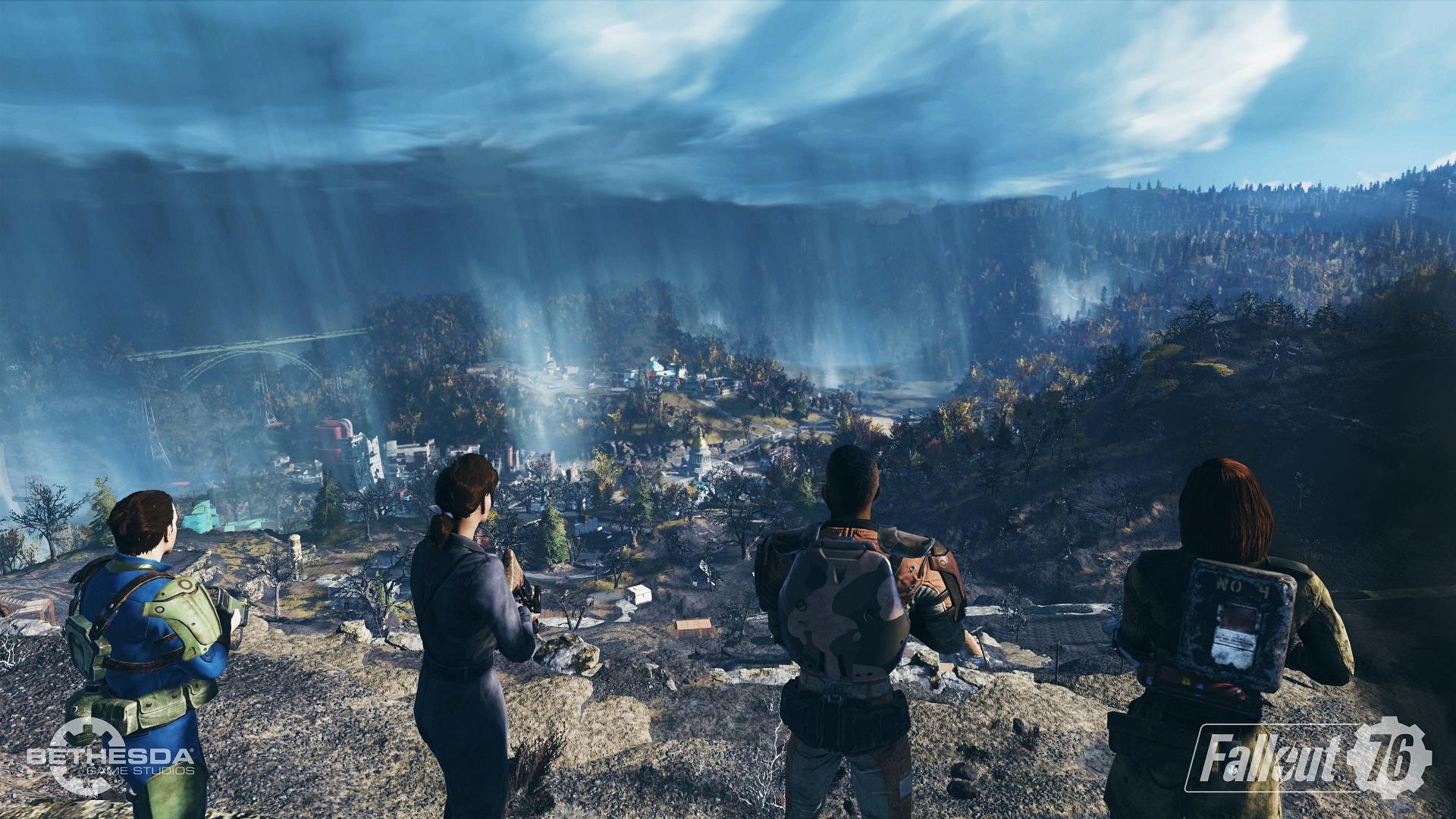 Photo of Nová mapa pro BR mód ve Falloutu 76 již příští týden