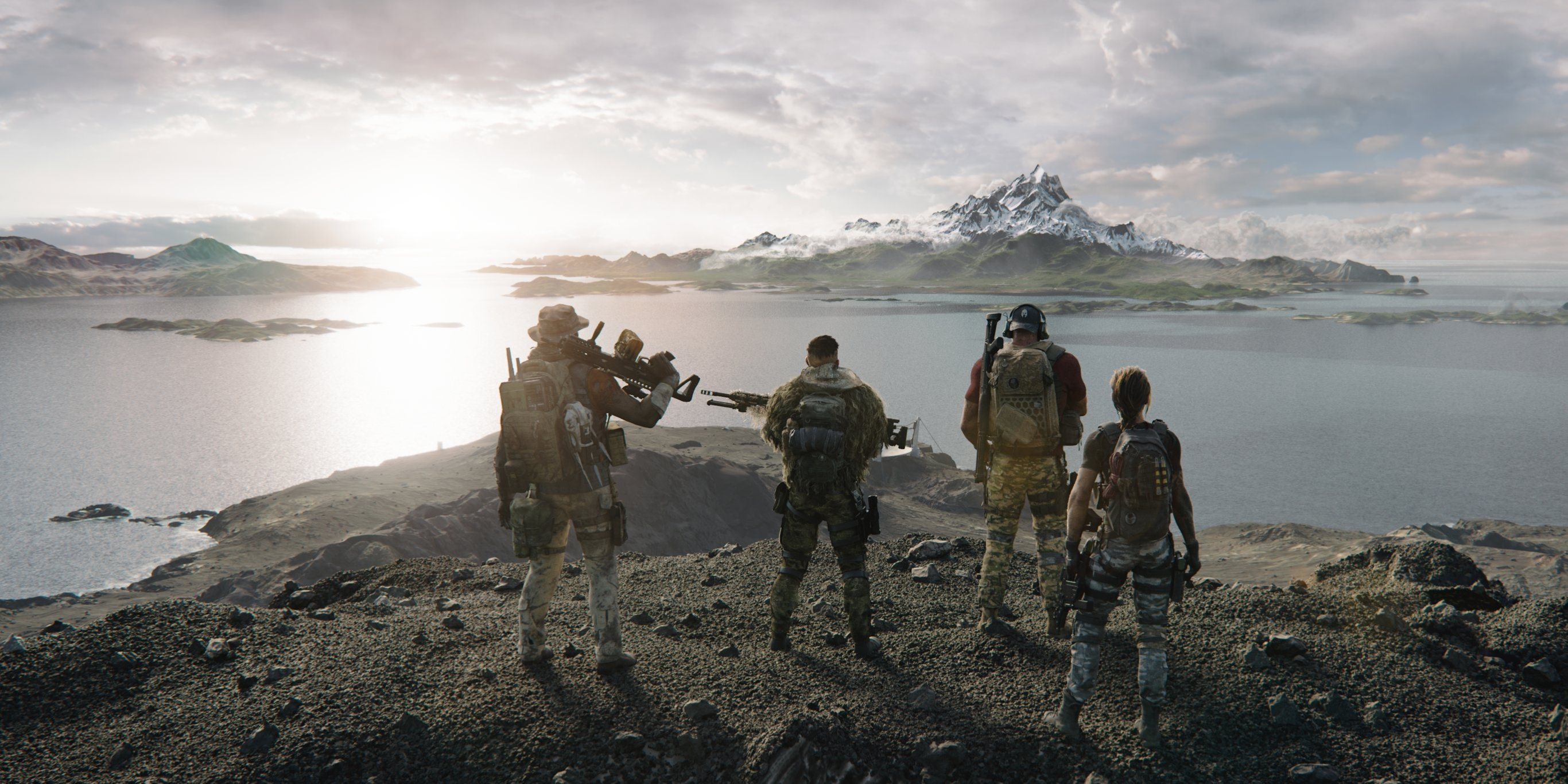 Photo of The Ghost Recon Breakpoint launch trailer!
