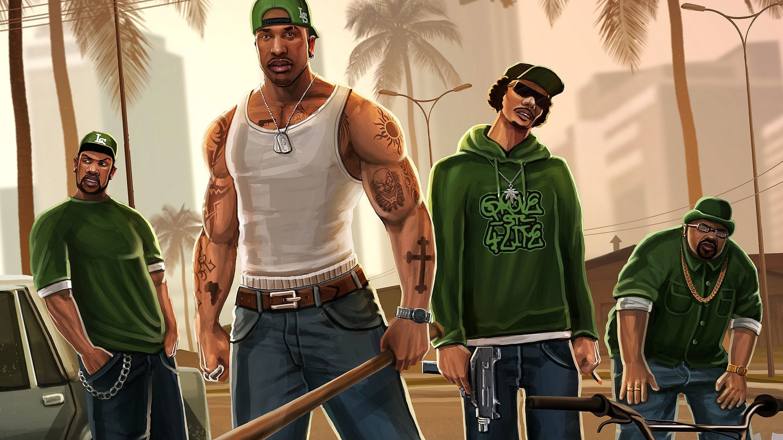 Photo of Rockstar vydává vlastní launcher, San Andreas zdarma