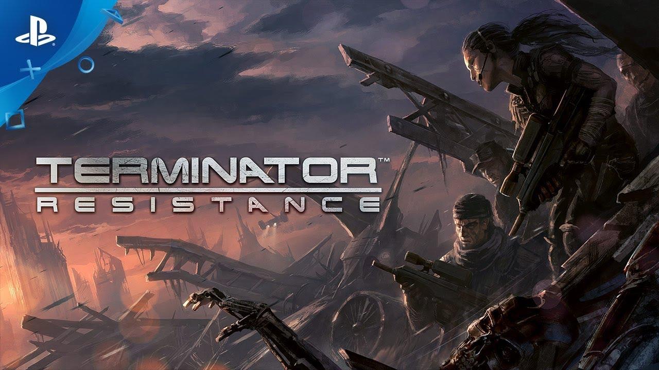 Photo of Terminátor: Resistance má oficiálny  trailer