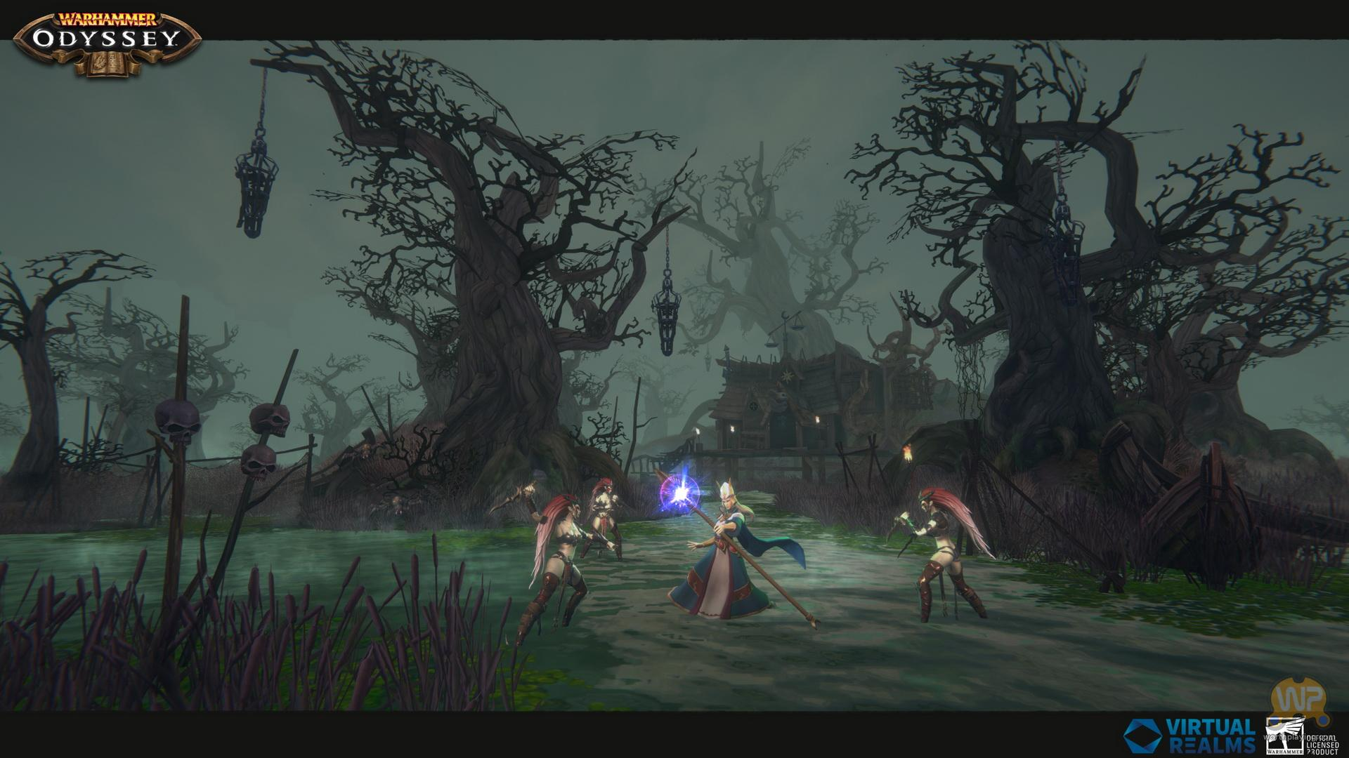 Photo of Warhammer: Odyssey | MMORPG pro mobily?!