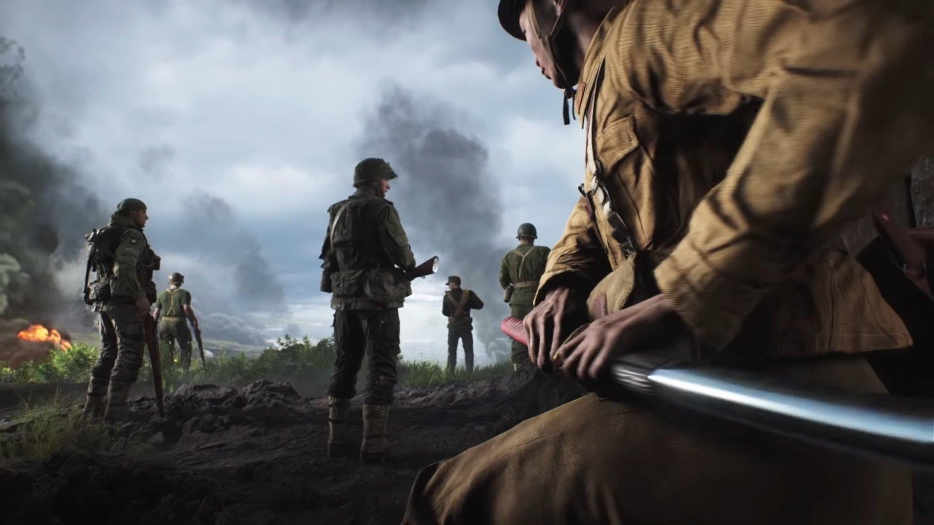 Photo of Battlefield 5 a blížící se Válka v Pacificu