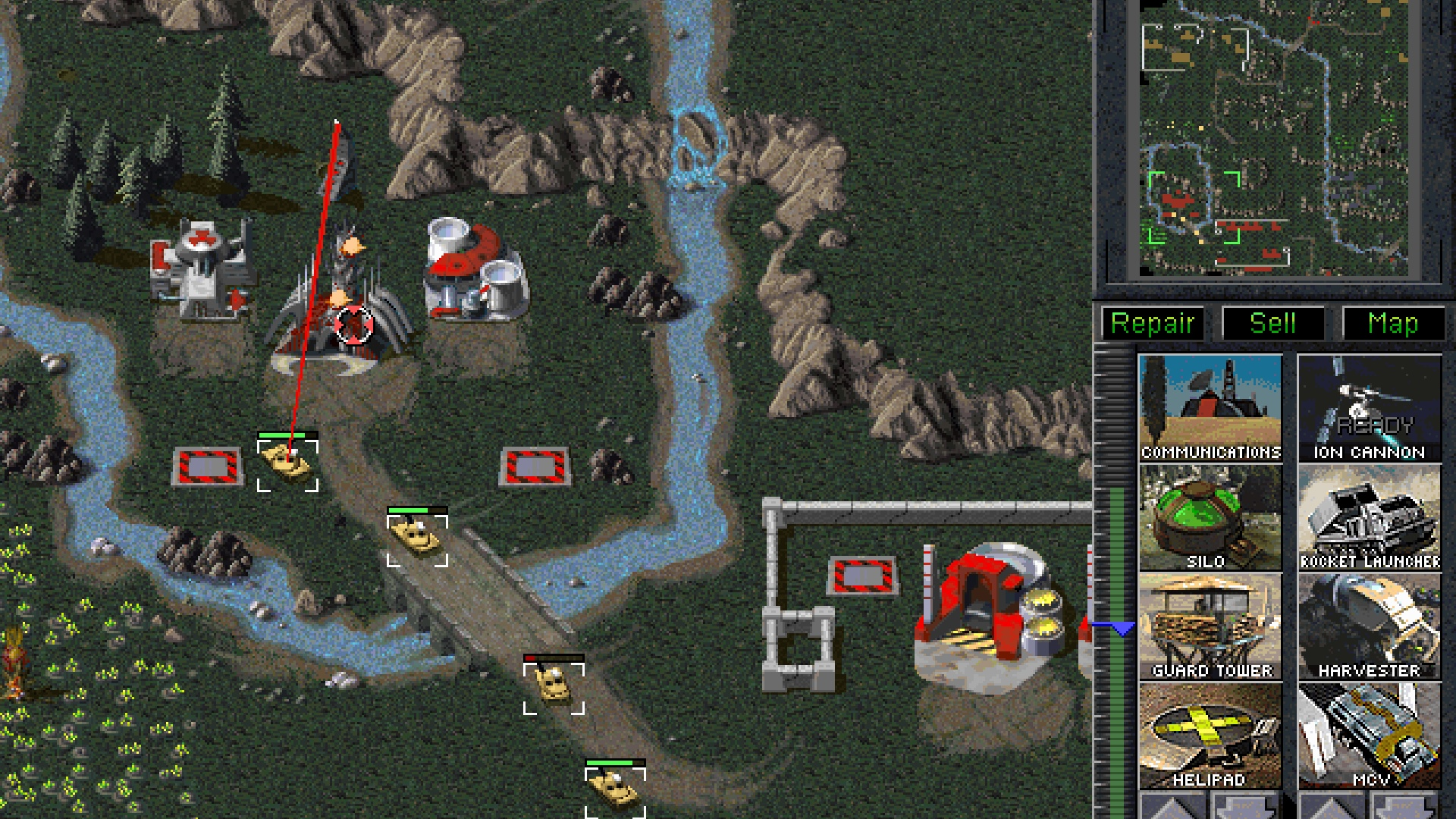 Photo of Command & Conquer Remastered gameplay teaser!