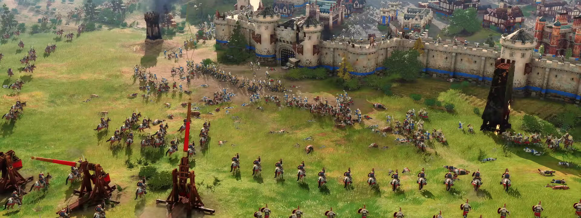 Photo of Age of Empires a první gameplay trailer!