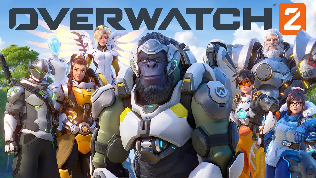 Photo of Overwatch a Overwatch 2!