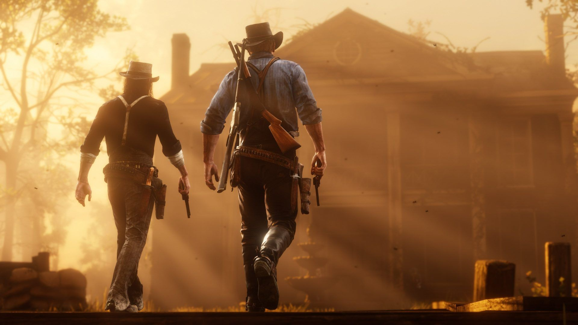 Photo of Red Dead Redemption 2 a další trailer