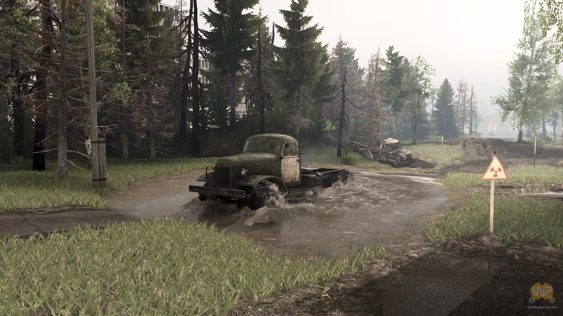 Photo of Spintires zavítají do Černobylu!