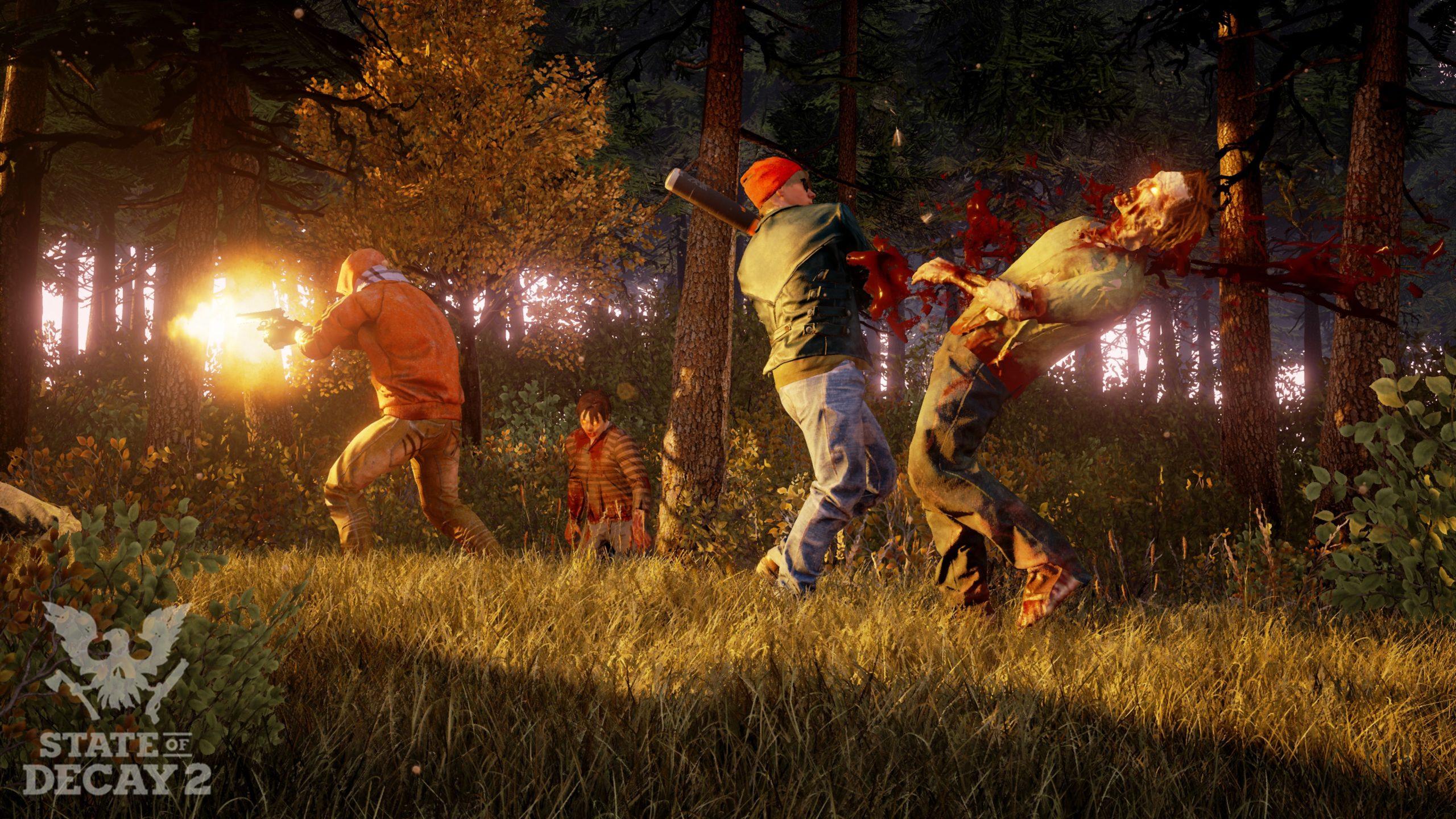 Photo of State of Decay 2 příjde na Steam příští rok!