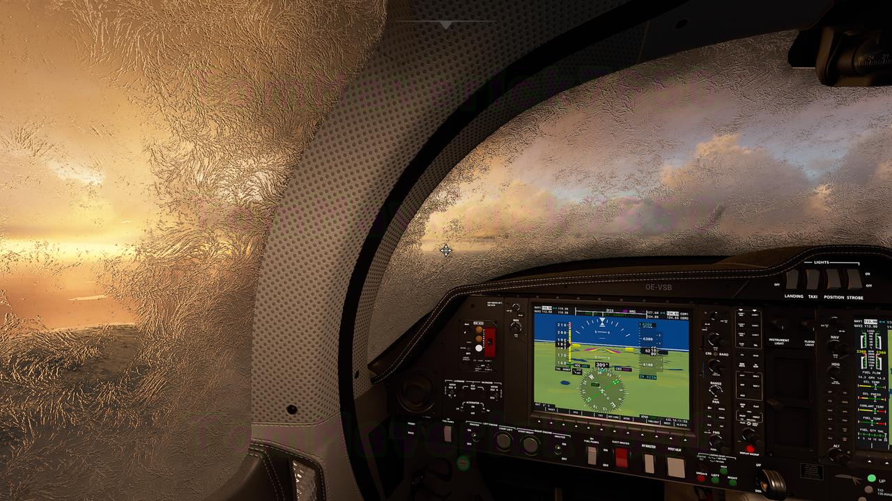 Photo of Novoroční trailer na nový Microsoft Flight Simulator vypadá úžasně!