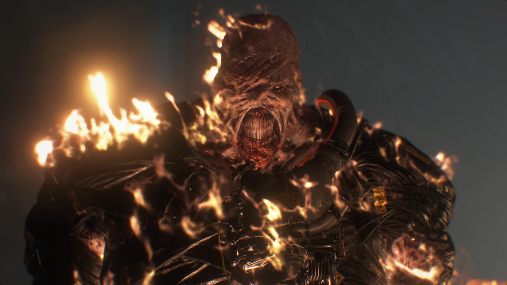 Photo of Trailer a galerie z Resident Evil 3 Remake
