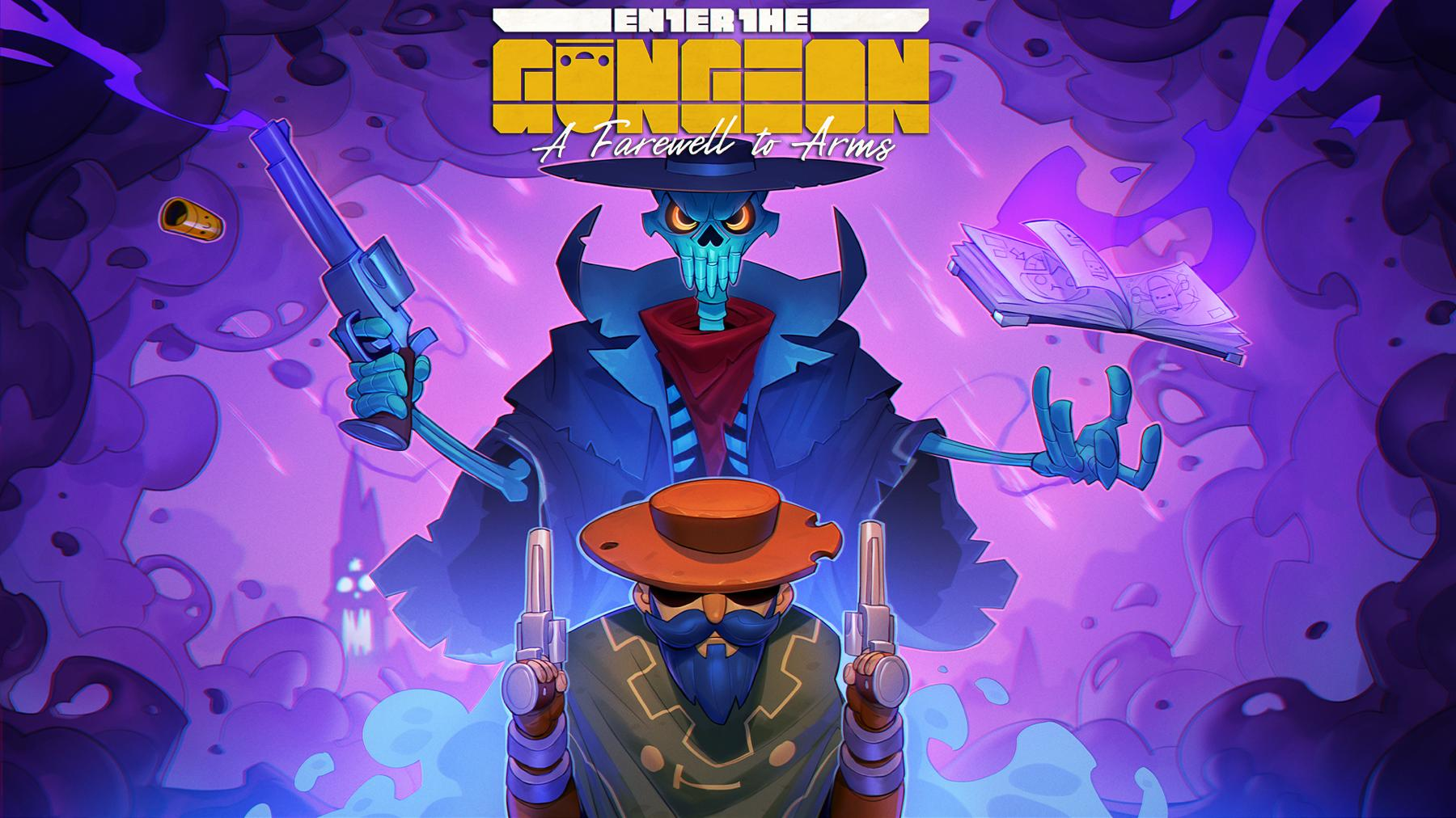 Photo of Enter the Gungeon prodalo přes 3 miliony kopií!
