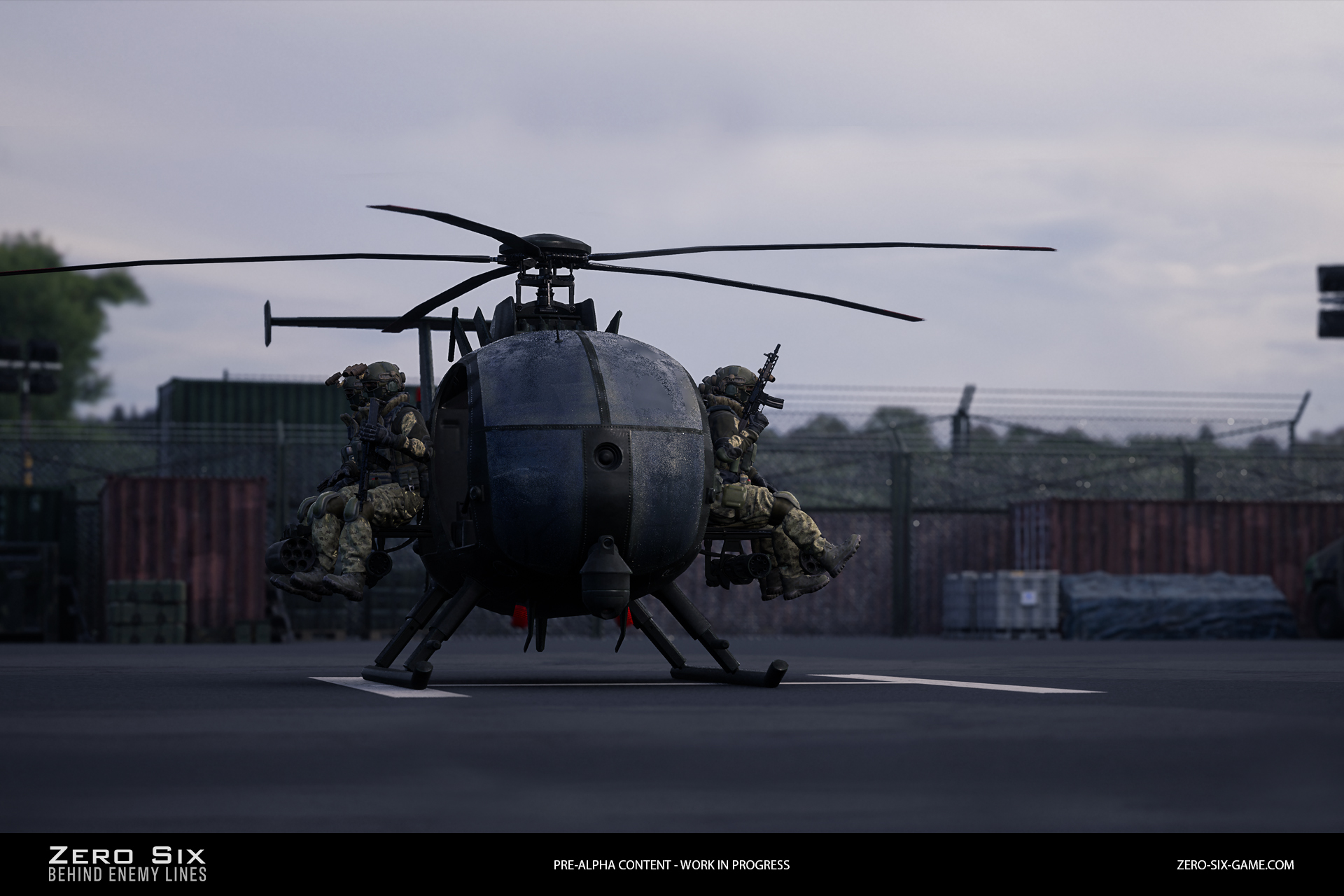 Photo of Zero Six – Behind enemy lines je taktickou střílečkou
