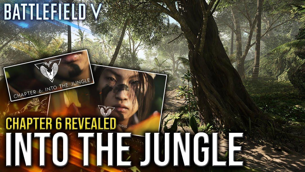 Photo of Battlefield 5 – Vítejte v džungli!