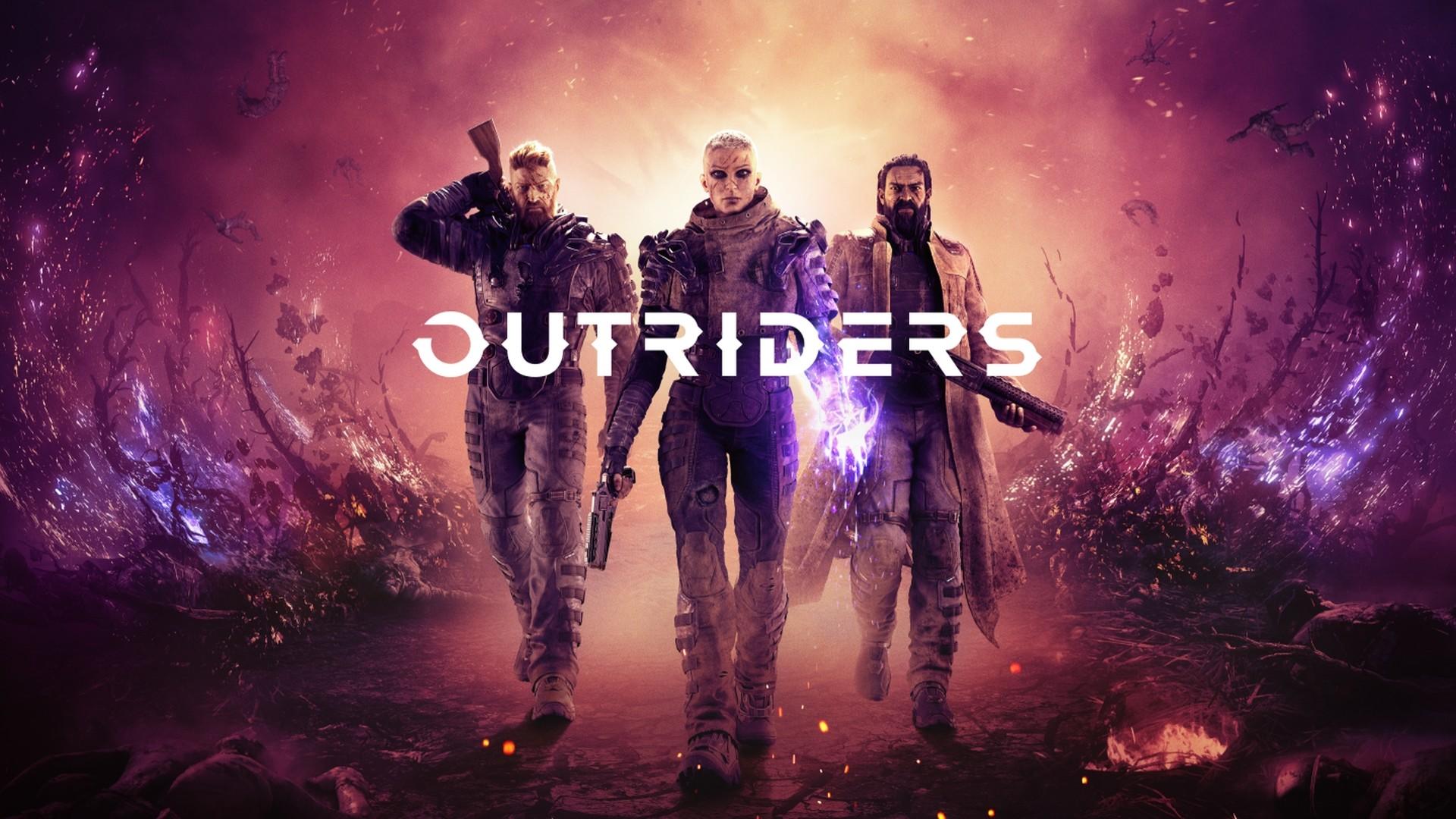Photo of Outriders je další coop hrou