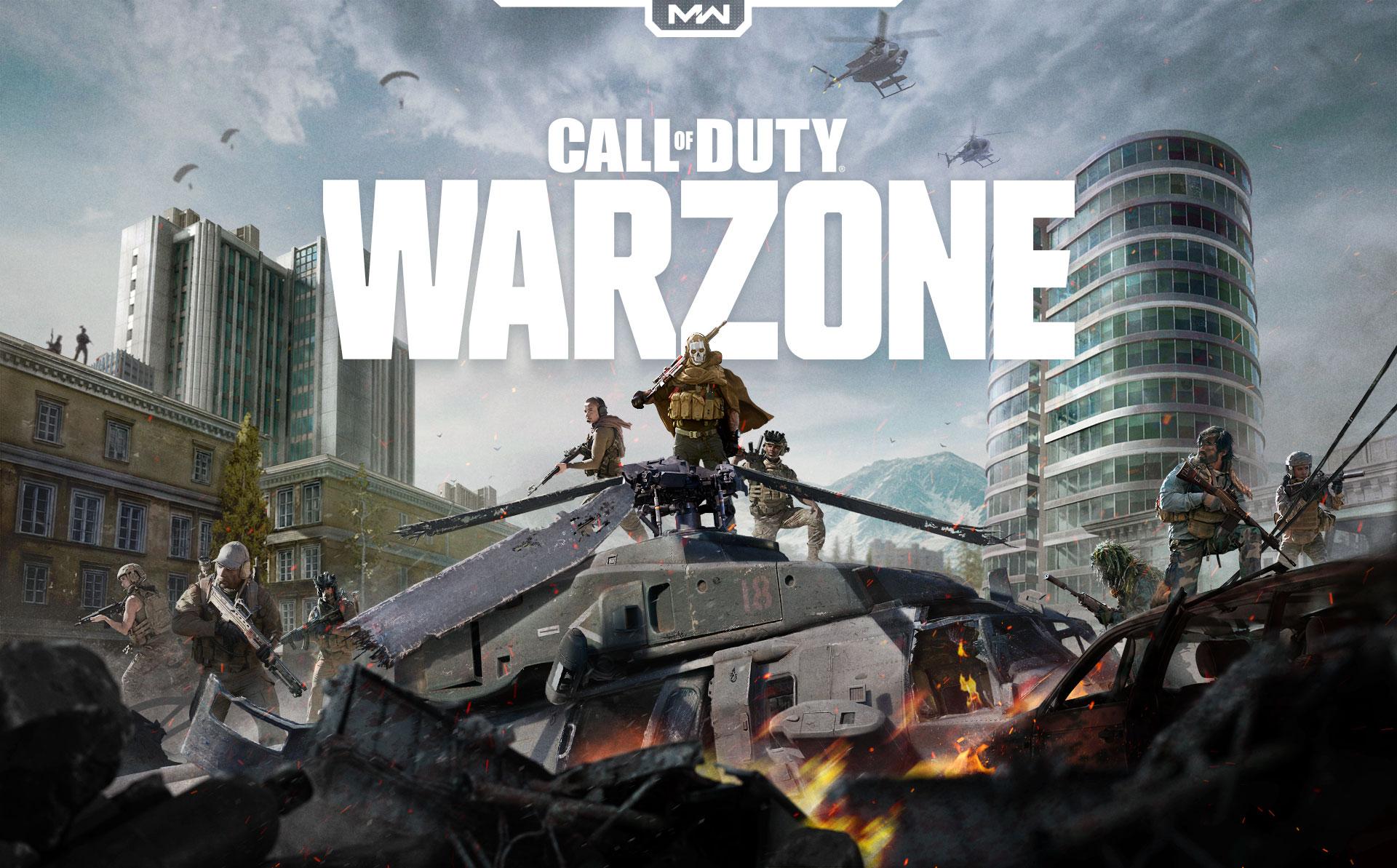 Photo of Nové Call of Duty: Warzone je zdarma!