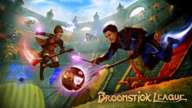 Photo of Broomstick League, aneb famfrpál pro mudly