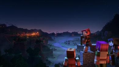 Photo of Podívejte se na gameplay z bety Minecraft Dungeons!