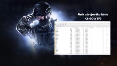 Photo of Zdrojové kódy CS:GO a TF2 unikly na veřejnost!