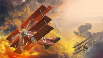 Photo of Red Wings: Aces of the Sky – Baronův triumf na Switchi (Recenze)