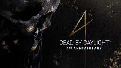 Photo of Dead by Daylight oslavilo 4 výročí