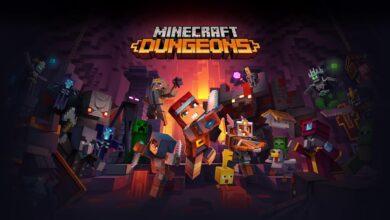 Photo of Zítra vychází Minecraft Dungeons!