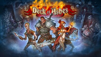 Photo of Deck of Ashes – karetní peklo (Recenze)