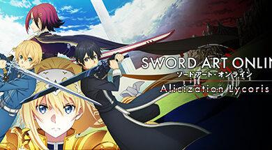 Photo of Sword Art Online: Alicization Lycoris – Battle Gameplay Trailer