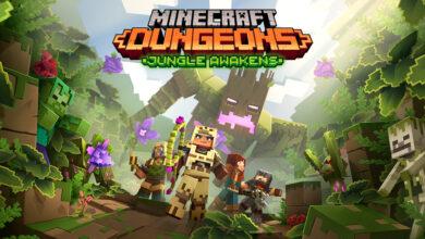 Photo of Minecraft dungeons – první DLC už v červenci.