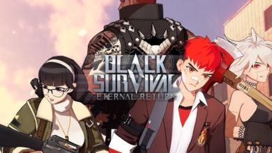 Photo of Eternal Return: Black Survival Anime Battle Royale na Steamu