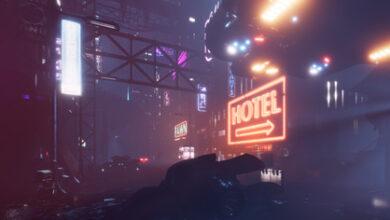 Photo of Ponořte se do světa plného robotické technologie a neonového osvětlení ve VR!