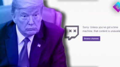 Photo of Twitch: Donald Trump dostal ban?