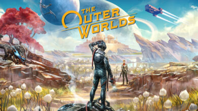 Photo of The Outer Worlds na Nintendo Switch