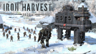Photo of Dojmy z Bety Iron Harvest, rychlá RTS plná bugů