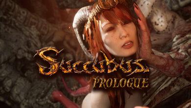 Photo of Succubus, nic pro slabé povahy