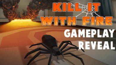 Photo of Kill it with fire, dynamitem na pavouka