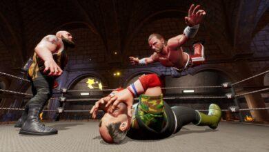 Photo of WWE2K Battlegrounds představilo herní módy