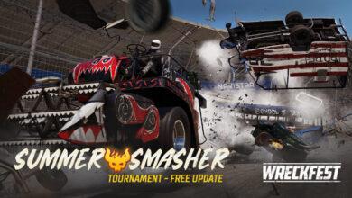 Photo of Čas na zdemolování pár aut v tournament updatu, který míří do Wreckfest!