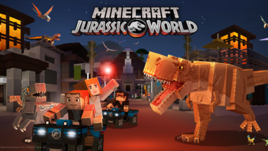 Photo of Minecraft: Jurassic world DLC