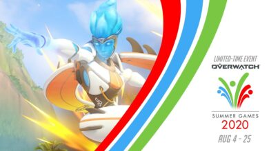 Photo of Do Overwatch se vrací Summer Games event!