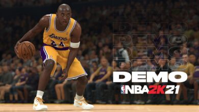 Photo of Demo NBA2K21 je tady!