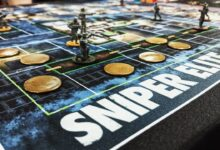 Photo of Sniper Elite se přemístí z našich obrazovek na naše stoly!