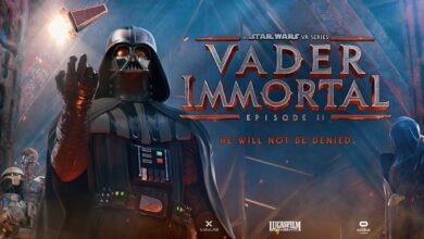 Photo of Vader Immortal: Star Wars VRko